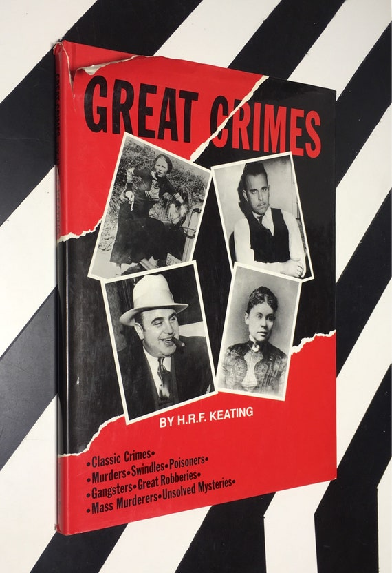 Great Crimes by H. R. F. Keating (1991) hardcover book