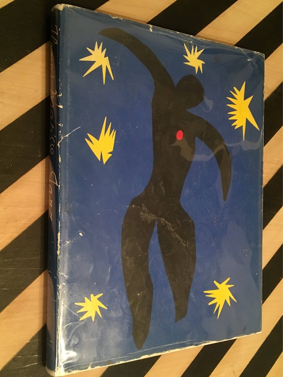 Jazz by Henri Marisse (Hardcover) vintage facsimile art book