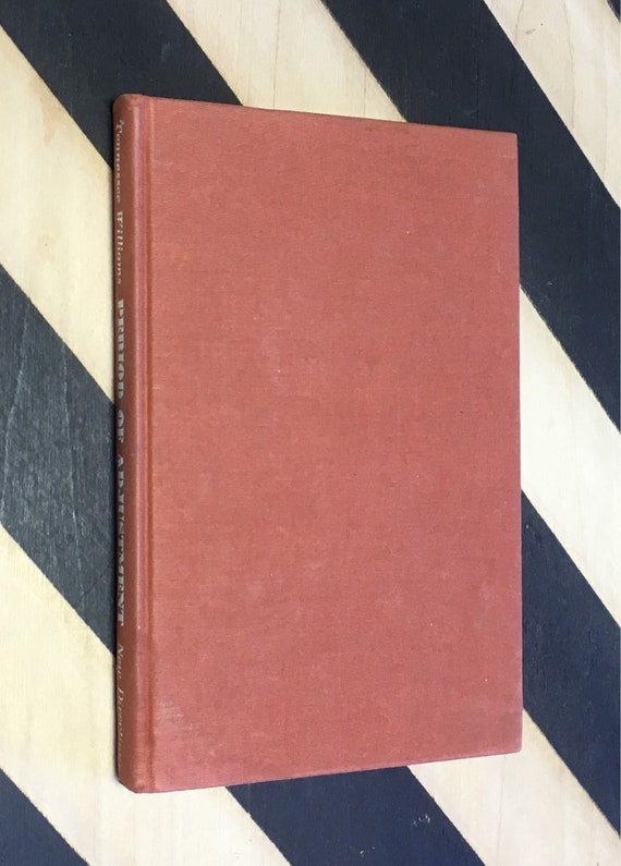 Period of Adjustment: High Point over a Cavern - A Serious Comedy by Tennessee Williams (1960) hardcover book