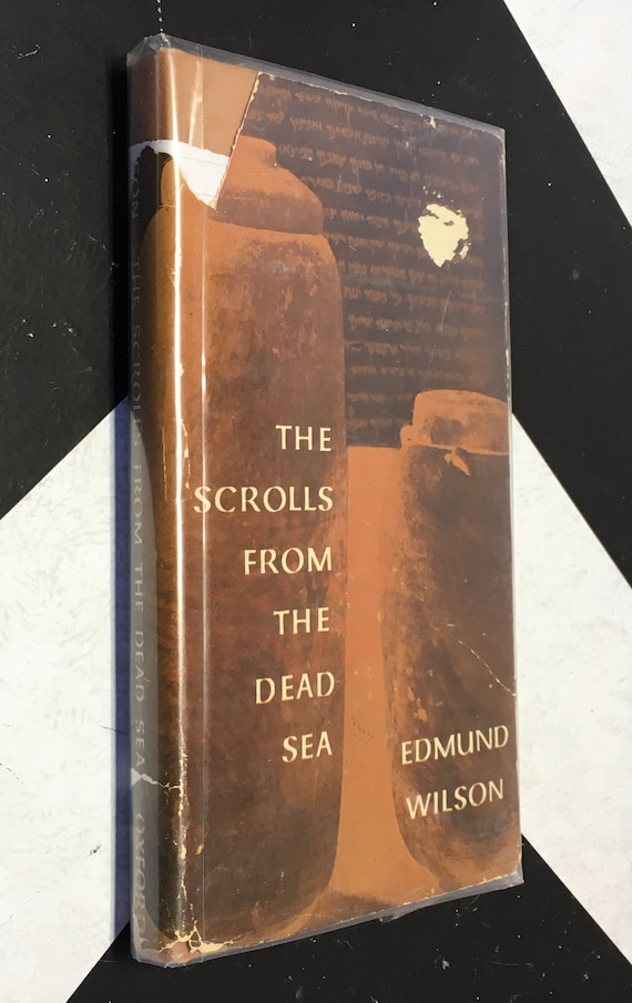 The Scrolls from the Dead Sea by Edmund Wilson (Hardcover, 1956) vintage book