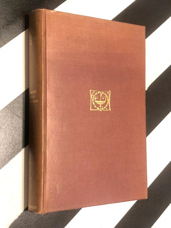 Across the Plains by Robert Louis Stevenson (1892) first edition book