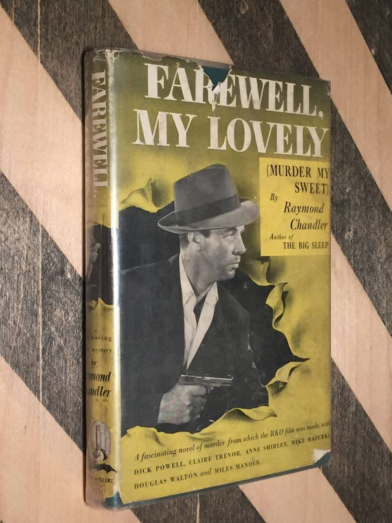 Farewell my Lovely by Raymond Chandler (hardcover book)