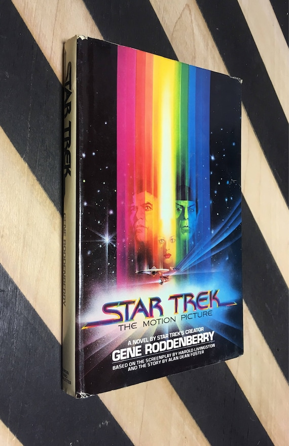 Star Trek: The Motion Picture A Novel by Star Trek's Creator Gene Roddenberry (Hardcover, 1979)