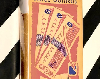 Three Guineas by Virginia Woolf (1938) hardcover American first edition book