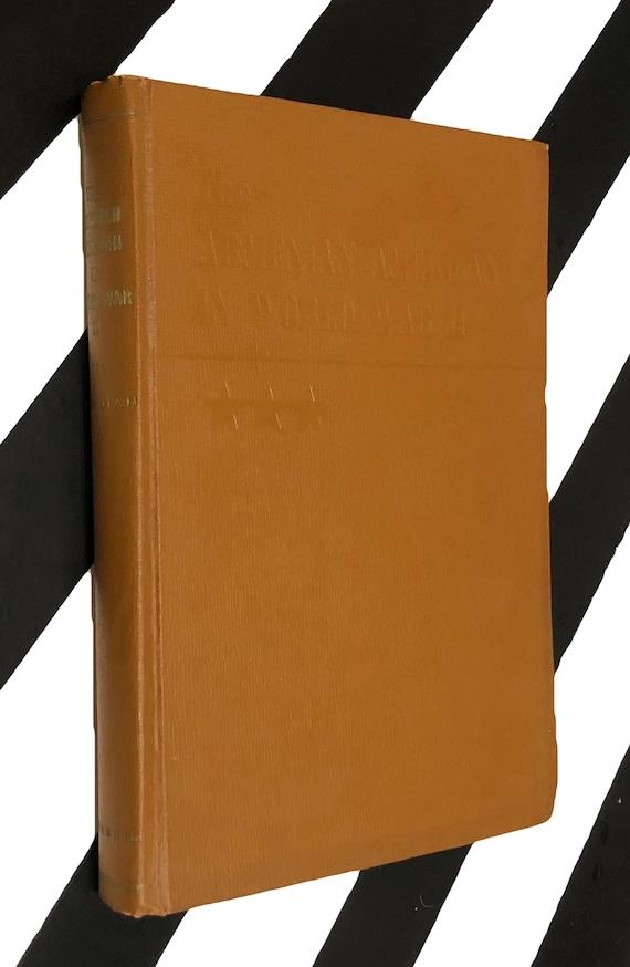 The Armenian American in World War II by James H. Tashjian (1952) hardcover book