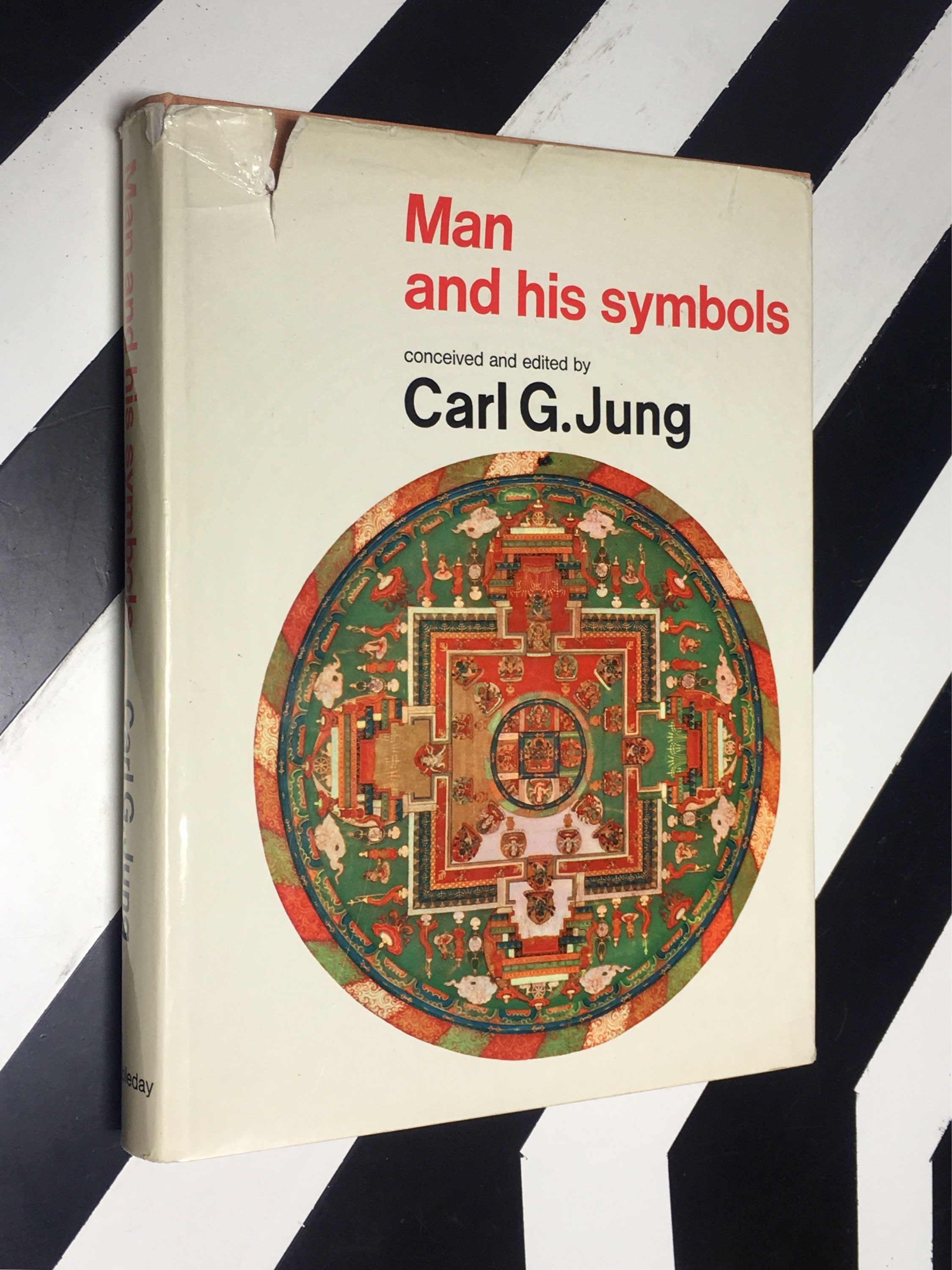 Man And His Symbols Conceived And Edited By Carl G Jung And M L