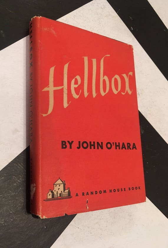 Hellbox by John O'Hara (Hardcover, 1947)