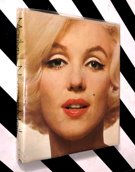 Marilyn by Norman Mailer (1973) first edition book