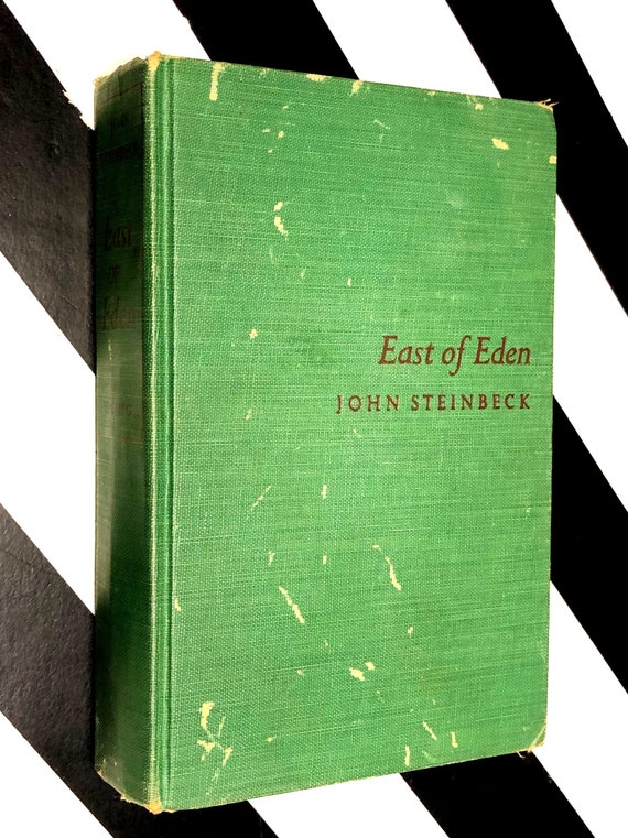 East of Eden by John Steinbeck (1952) hardcover book