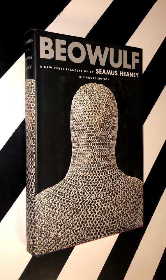 Beowulf: A New Verse Translation by Seamus Heaney (2000) hardcover book