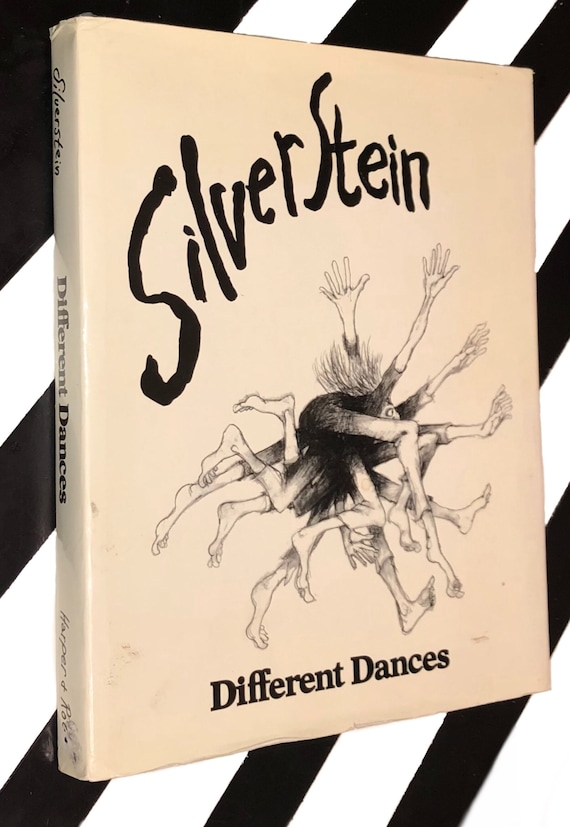 Different Dances by Shelf Silverstein (1979) hardcover first edition book