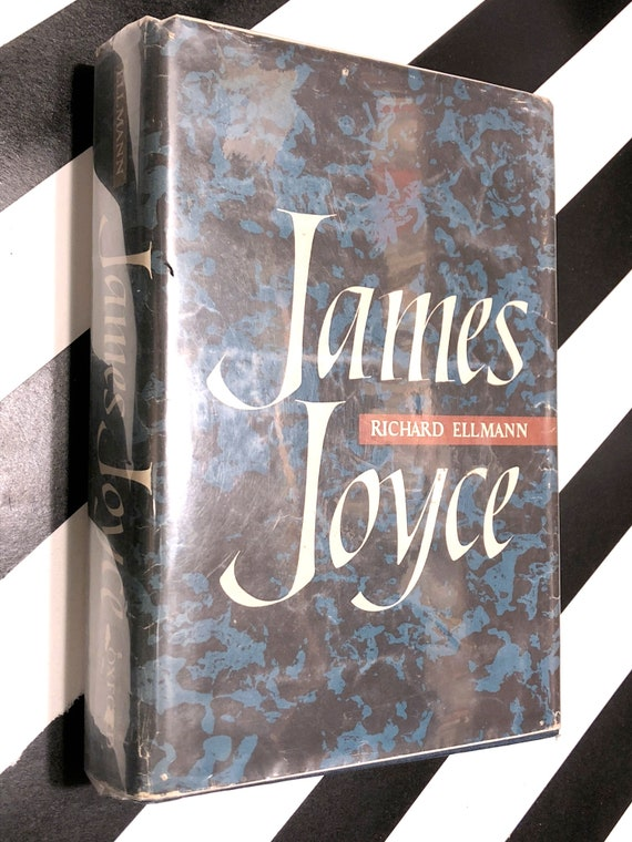 James Joyce by Richard Ellmann (1959) hardcover book