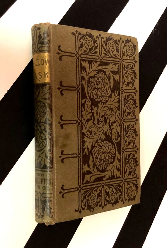 The Yellow Mask: A Story by Wilkie Collins (no date) hardcover book