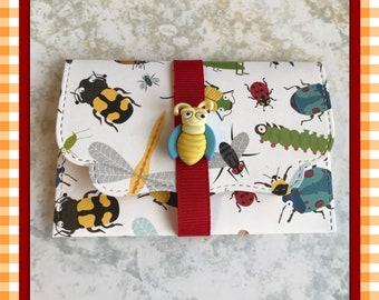 Insect   bug   gift card envelope   money card   animal   DIY coupon   voucher holder   envelope