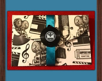 Music record gift card holders / message envelope   vinyl   music   money card   DIY coupon   voucher holder   thank you   invitation