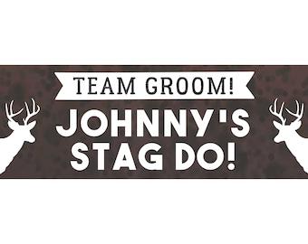 Stag design | Etsy