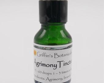 Agrimony Tincture 30ml