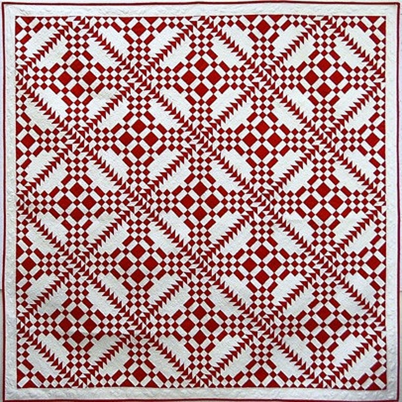 A Red Letter Day PATTERN image 0