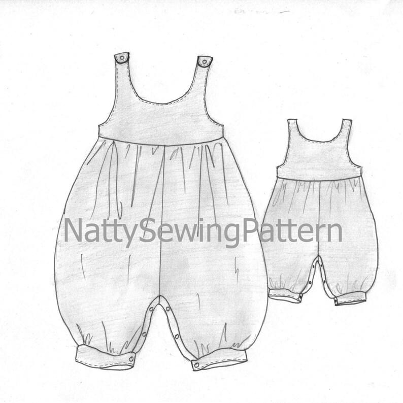 77cc823394bd Overalls for baby girls boys toddler romper for kids | Etsy