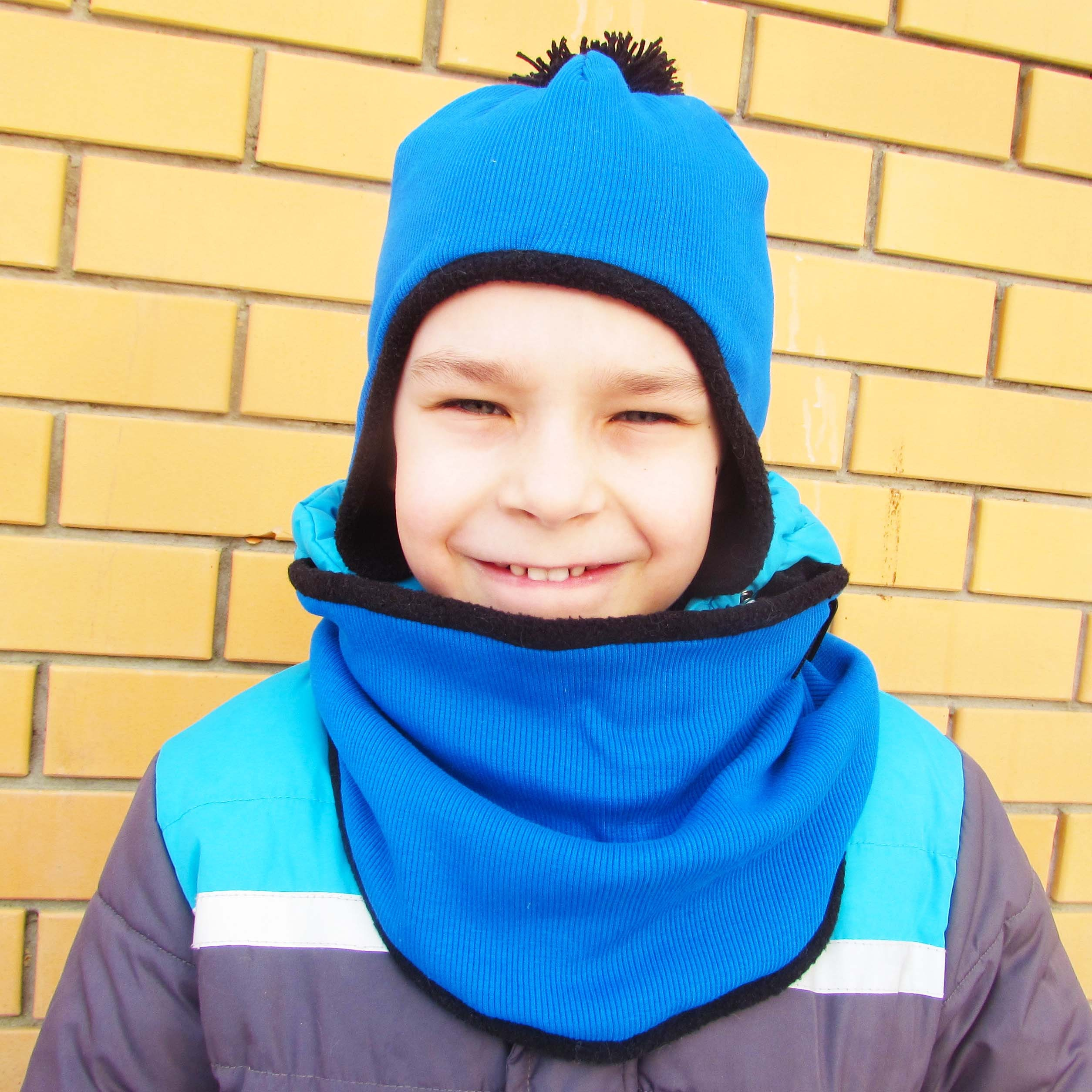 294d76396b13d Warmer Scarf for kids and adultScarf TubeScarf