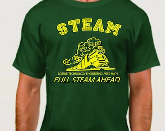 University High STEAM Shirt