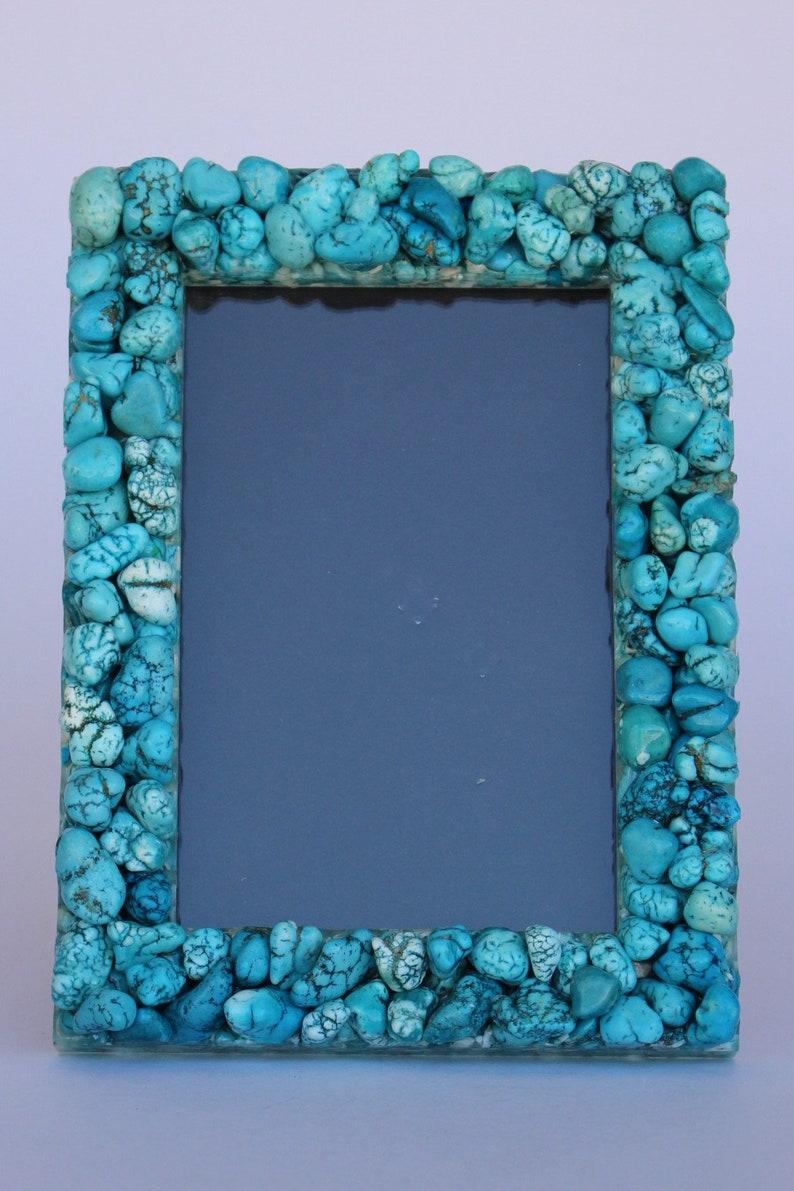 Turquenite Picture Frame