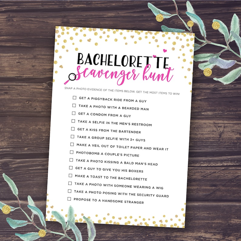 picture relating to Printable Bachelorette Scavenger Hunt named Bachelorette Scavenger Hunt, Printable Bachelorette Bash Online games, Image Dilemma Video game, Rooster Bash, Hens Night time Exciting Video games, Immediate Obtain,