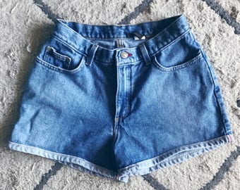 High Waisted Shorts / Vintage Shorts / Levi's High Waisted Shorts / Vintage Levi's / High Waisted Cutoffs