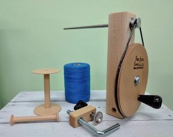 Handcrafted Maple Weaver's Bobbin Winder