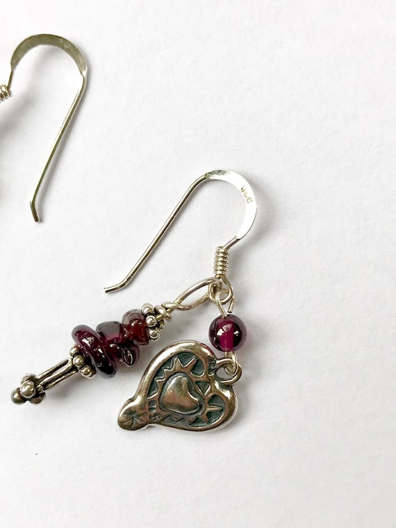 Darling dangles with various stones