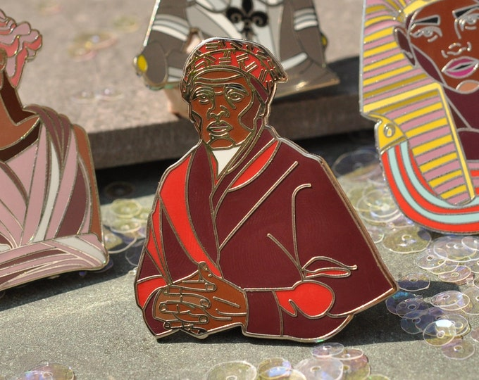 Harriet Tubman Hard Enamel Pin