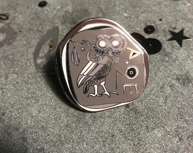 Charon's Obol Hard Enamel Pin