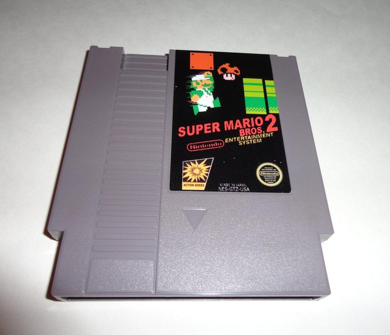Super Mario Bros 2 Japan Vs Usa
