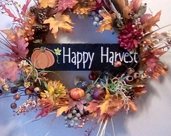Happy Harvest Fall/ Thanksgiving