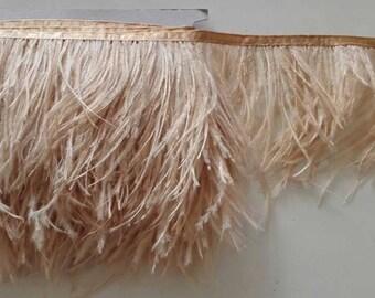 """5-6""""osritch feather trim, 5yds/each pack # FR17003"""