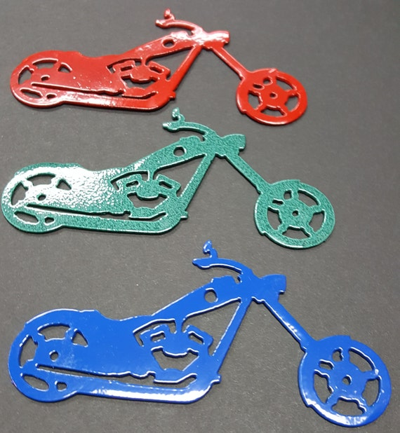 Copper Bicycle Christmas Tree Decoration Ornament