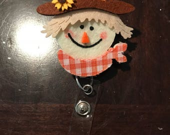 Scarecrow Badge ID Reel!