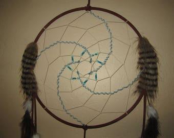 25% Off! Pheasant Feather Dreamcatcher