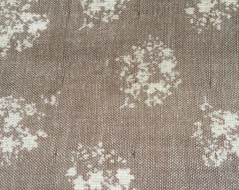 Double cotton fabric