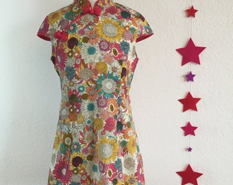 Chinese Qipao dress for children / Chinese dress for children / Kleid for Kinder