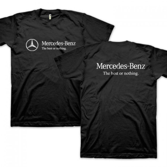 sale retailer hot products new selection Mercedes the best or nothing T-shirt
