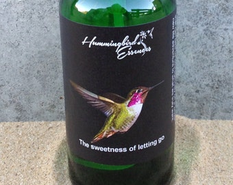 The sweetness of letting go essence(essential oil,wood resins,floral water)