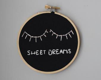 Sweet Dreams Small Wall Art