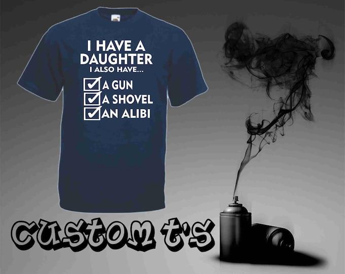 Funny Dad Tshirt
