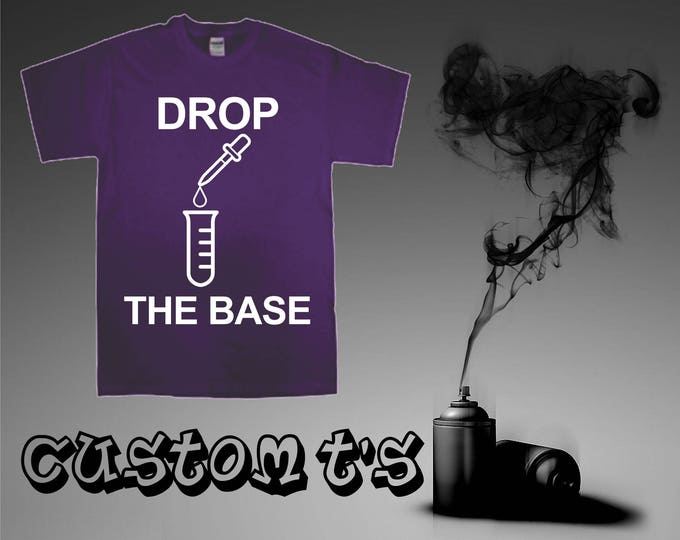 Drop The Base Lab Chemistry Shirt