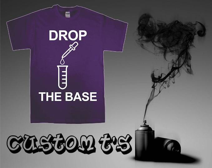 Drop The Base Lab Chemistry Shirt
