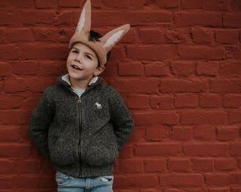 Kid's Rabbit Ears - Bunny Ears - Rabbit Ears