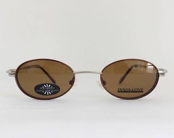 68629da28d Polarized Vintage Clip On Sunglasses