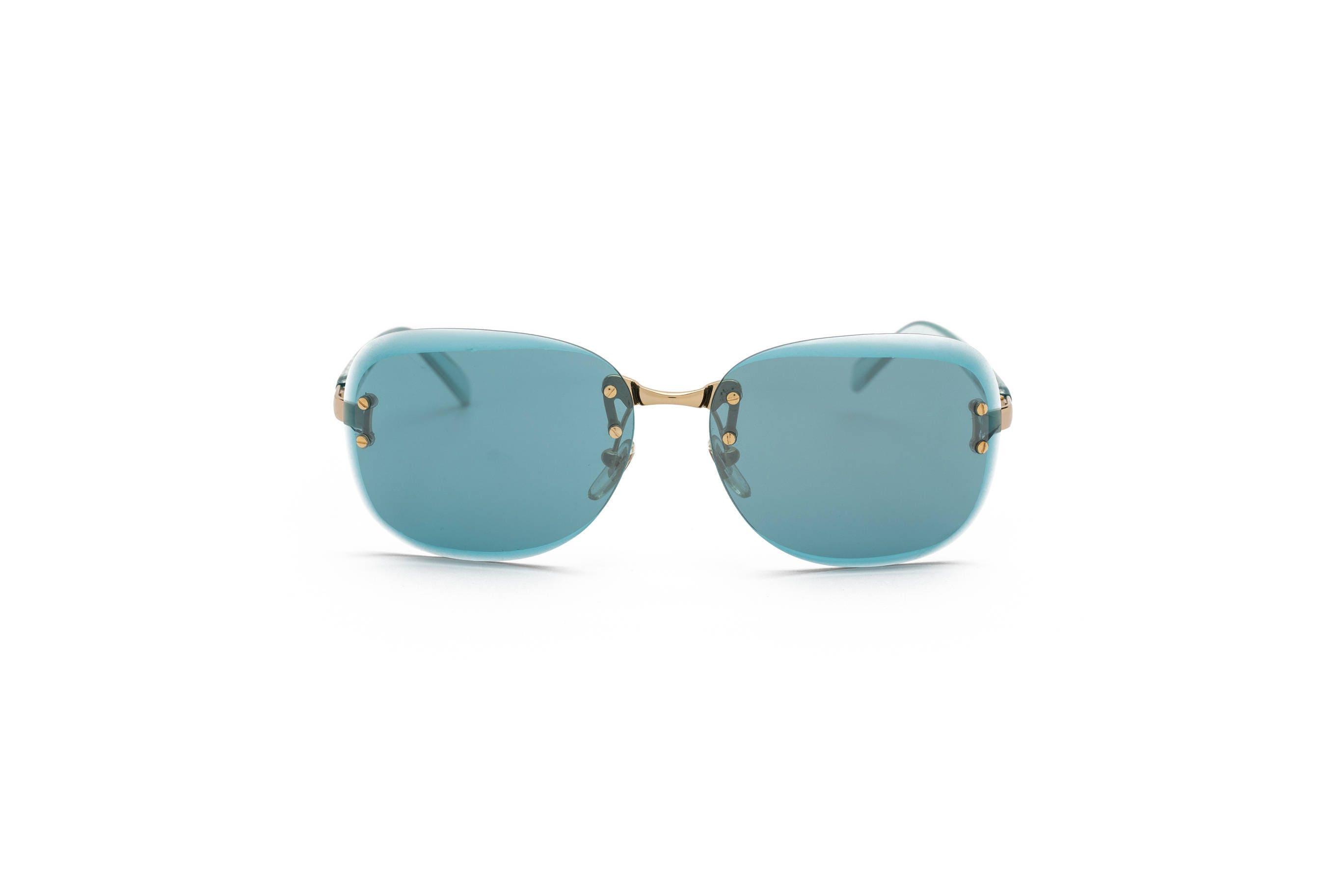 Gianni Versace X 74 030 270 Sonnenbrille Jahrgang Brillen | Etsy