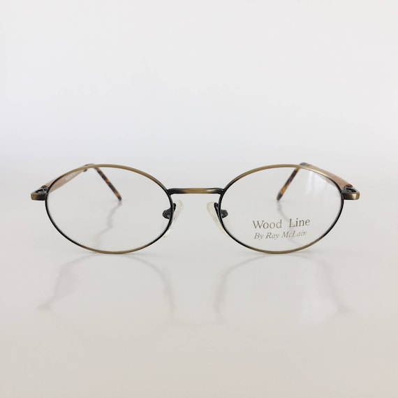 Wood Frame Glasses Vintage Frames Vintage Eyeglasses | Etsy